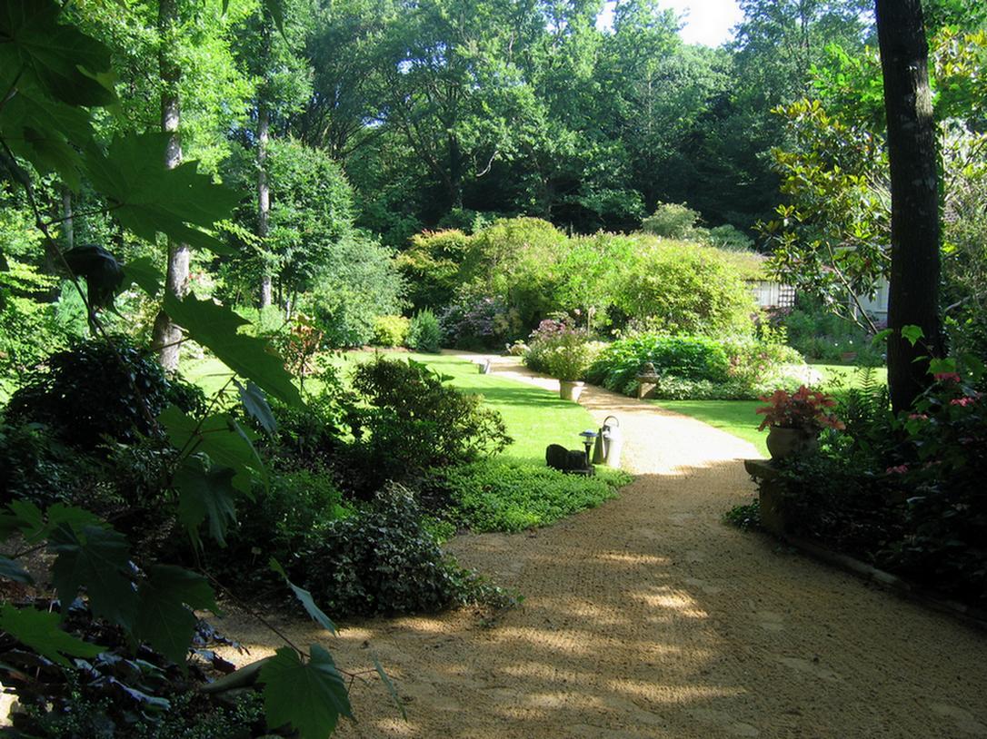 Le jardin des dentelles for Jardin a visiter 78